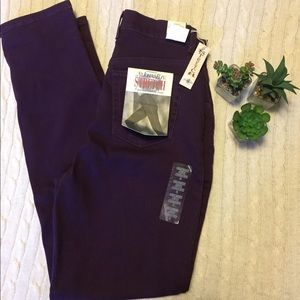 NWT Vintage purple high waisted mom jeans sz 6